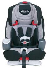 Graco Nautilus Premium Booster Car Seat