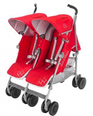 Premium Double Umbrella Stroller