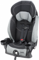 Premium Toddler Carseat